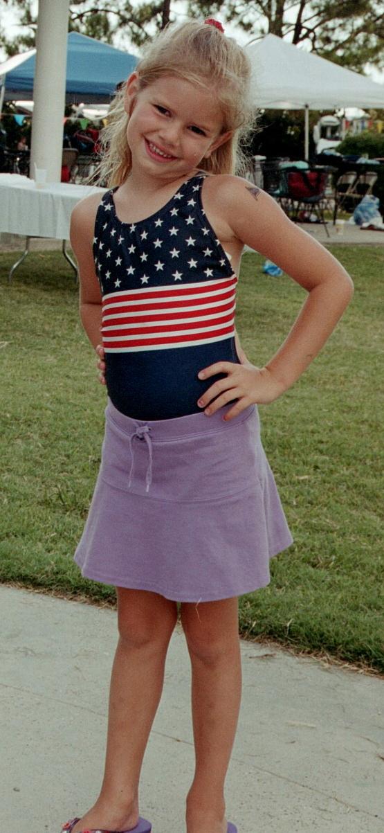 Brooke Posey (Age 5)