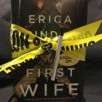 """Autographed 1st Edition of """"The First Wife"""""""
