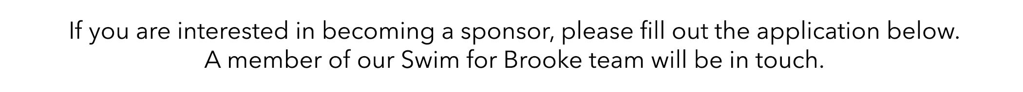 Sponsorship webpage block